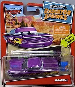 MATTEL CARS 2020 WELCOME TO RADIATOR SPRINGS シングル RAMONE