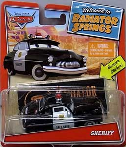 MATTEL CARS 2020 WELCOME TO RADIATOR SPRINGS シングル SHERIFF