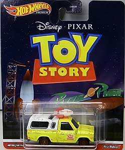 MATTEL HOT WHEELS 1/64スケール 2020 REPLICA ENTERTAINMENT TOY STORY PIZZA PLANET TRUCK 台紙傷み特価