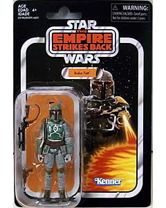 HASBRO STAR WARS 3.75インチアクションフィギュア THE VINTAGE COLLECTION 2020 BOBA FETT [THE EMPIRE STRIKES BACK] VC09