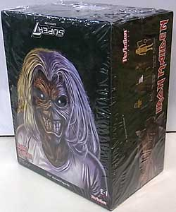 SUPER 7 REACTION FIGURES 3.75インチアクションフィギュア IRON MAIDEN EDDIE BLIND BOX 12 BOX入り 1ケース