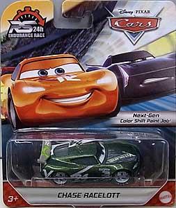 MATTEL CARS 2020 24H ENDURANCE RACE シングル CHASE RACELOTT 台紙傷み特価