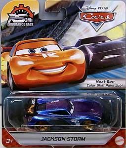 MATTEL CARS 2020 24H ENDURANCE RACE シングル JACKSON STORM