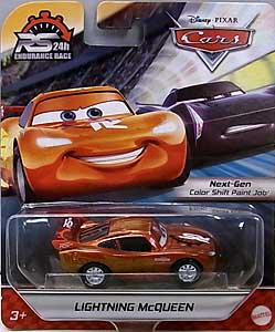 MATTEL CARS 2020 24H ENDURANCE RACE シングル LIGHTNING McQUEEN