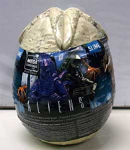 MEGA CONSTRUX BLACK SERIES ALIENS XENOMORPH EGG BLIND PACK SERIES 2 1PACK
