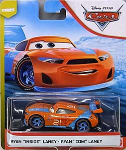MATTEL CARS 2020 シングル RYAN INSIDE LANEY