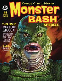 MONSTER BASH SPECIAL #5