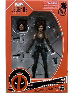 HASBRO MARVEL LEGENDS 2020 X-MEN MARVEL'S DOMINO