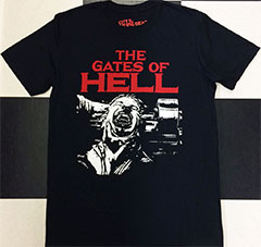 THE GATES OF HELL / 地獄の門 / CITY OF THE LIVING DEAD (フロントプリント)