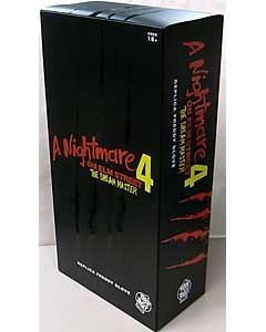 TRICK OR TREAT STUDIOS A NIGHTMARE ON ELM STREET 4: THE DREAM MASTER DELUXE FREDDY KRUEGER GLOVE