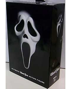 NECA GHOST FACE 7インチアクションフィギュア ULTIMATE GHOST FACE