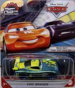 MATTEL CARS 2020 24H ENDURANCE RACE シングル ERIC BRAKER
