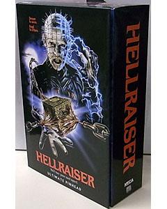 NECA HELLRAISER 7インチアクションフィギュア ULTIMATE PINHEAD