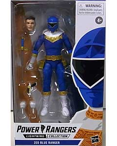 HASBRO POWER RANGERS LIGHTNING COLLECTION 6インチアクションフィギュア ZEO BLUE RANGER