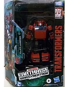 HASBRO TRANSFORMERS EARTHRISE DELUXE CLASS CLIFFJUMPER