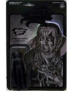 SUPER 7 REACTION FIGURES 3.75インチアクションフィギュア KING DIAMOND [BLACK]