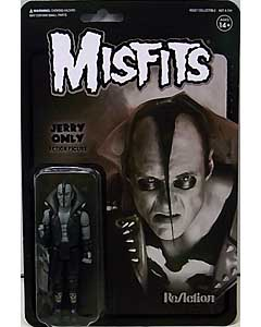 SUPER 7 REACTION FIGURES 3.75インチアクションフィギュア MISFITS JERRY ONLY [BLACK METAL]