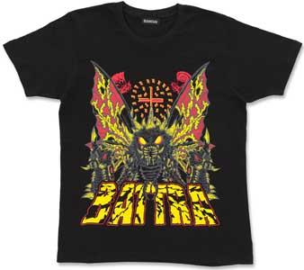 バトラ Tシャツ feat.STUDIO696
