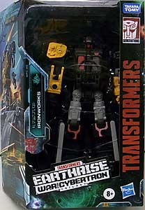 HASBRO TRANSFORMERS EARTHRISE DELUXE CLASS IRONWORKS