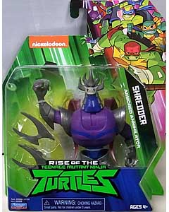 PLAYMATES RISE OF THE TEENAGE MUTANT NINJA TURTLES ベーシックフィギュア SHREDDER