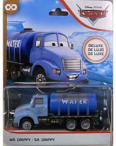 MATTEL CARS 2020 DELUXE MR. DRIPPY 台紙傷み特価