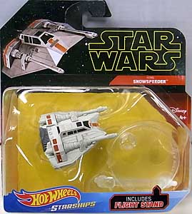 MATTEL HOT WHEELS STAR WARS DIE-CAST VEHICLE 2020 REBEL SNOWSPEEDER ブリスター傷み特価