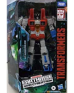 HASBRO TRANSFORMERS EARTHRISE VOYAGER CLASS STARSCREAM
