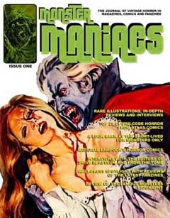 MONSTER MANIACS ISSUE ONE