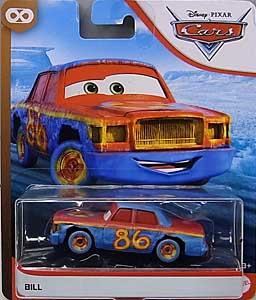 MATTEL CARS 2020 シングル BILL