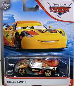 MATTEL CARS 2020 シングル MIGUEL CAMINO [SILVER COLLECTION]