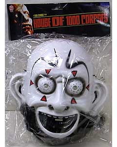 TRICK OR TREAT STUDIOS バキュームフォームマスク HOUSE OF 1000 CORPSES RAVELLI