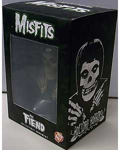 TRICK OR TREAT STUDIOS HOLIDAY HORRORS MISFITS FIEND ORNAMENT パッケージ傷み特価