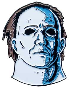 TRICK OR TREAT STUDIOS ENAMEL PIN HALLOWEEN 5: THE REVENGE OF MICHAEL MYERS