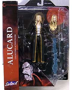 DIAMOND SELECT CASTLEVANIA SELECT SERIES 1 ALUCARD パッケージ傷み特価