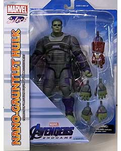 DIAMOND SELECT MARVEL SELECT 映画版 AVENGERS: ENDGAME NANO-GAUNTLET HULK