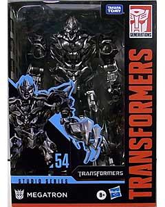 HASBRO TRANSFORMERS STUDIO SERIES VOYAGER CLASS MEGATRON #54