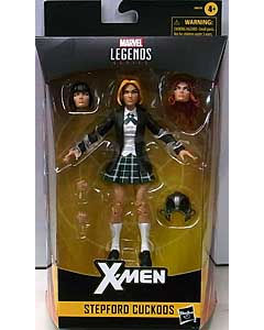 HASBRO MARVEL LEGENDS 2020 WALGREENS限定 X-MEN STEPFORD CUCKKOOS パッケージ傷み特価