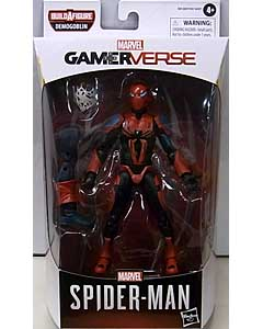HASBRO MARVEL LEGENDS 2020 SPIDER-MAN SERIES 11.0 GAMERVERSE SPIDER-MAN SPIDER-ARMOR MKIII SPIDER-MAN [DEMOGOBLIN SERIES]