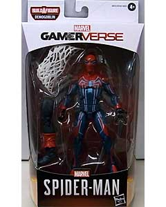 HASBRO MARVEL LEGENDS 2020 SPIDER-MAN SERIES 11.0 GAMERVERSE SPIDER-MAN VELOCITY SUIT SPIDER-MAN [DEMOGOBLIN SERIES]