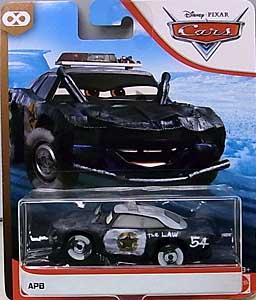 MATTEL CARS 2020 シングル APB