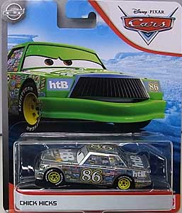 MATTEL CARS 2020 シングル CHICK HICKS [SILVER COLLECTION]