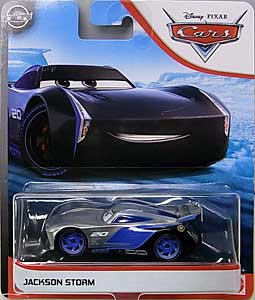 MATTEL CARS 2020 シングル JACKSON STORM [SILVER COLLECTION]