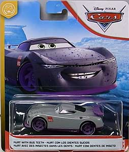 MATTEL CARS 2020 シングル KURT WITH BUG TEETH