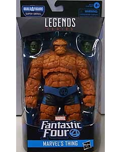 HASBRO MARVEL LEGENDS 2020 FANTASTIC FOUR SERIES 1.0 MARVEL'S THING [SUPER SKRULL SERIES]