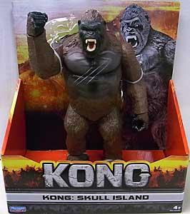 PLAYMATES KONG: SKULL ISLAND 12インチアクションフィギュア KONG パッケージ傷み特価