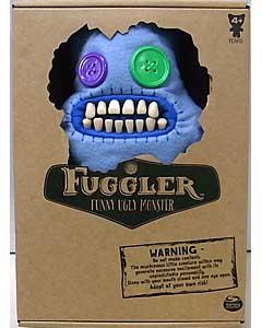 SPIN MASTER FUGGLER FUNNY UGLY MONSTER 9インチプラッシュドール SASQUOOSH [SHAVED BLUE]