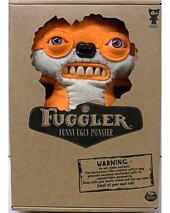 SPIN MASTER FUGGLER FUNNY UGLY MONSTER 9インチプラッシュドール SUSPICIOUS FOX [ORANGE]