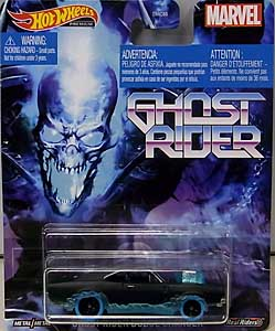 MATTEL HOT WHEELS 1/64スケール 2020 REPLICA ENTERTAINMENT GHOST RIDER DODGE CHARGER