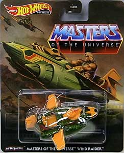 MATTEL HOT WHEELS 1/64スケール 2020 REPLICA ENTERTAINMENT MASTERS OF THE UNIVERSE WIND RAIDER