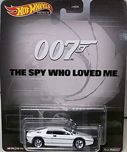 MATTEL HOT WHEELS 1/64スケール 2020 REPLICA ENTERTAINMENT 007 THE SPY WHO LOVED ME LOTUS ESPRIT S1